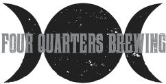 Four Quarters Brewing logo
