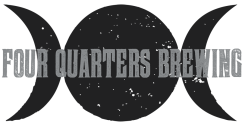 Four Quarters Brewing logo