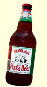 Mamma Mia PIzza Beer