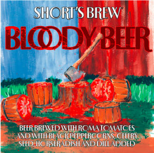 shorts bloody mary beer