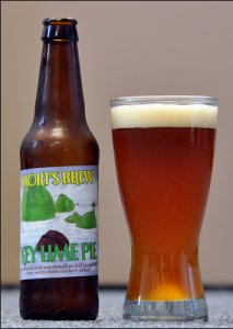 shorts key lime pie beer