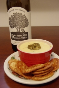 Woodchuck Cider Cheese Dip Recipe