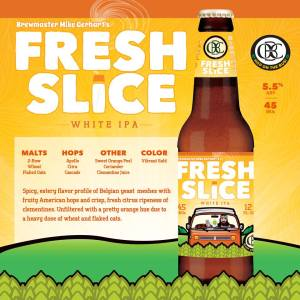 Otter Creek Fresh Slice description