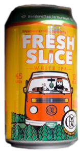 Brewmaster Mike's Fresh Slice
