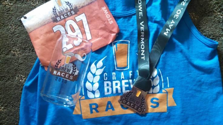 stowe craft brew races