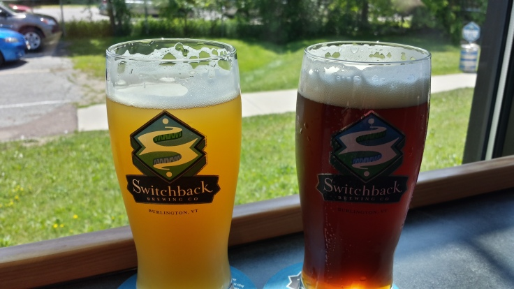 switchback brewing burlington vt