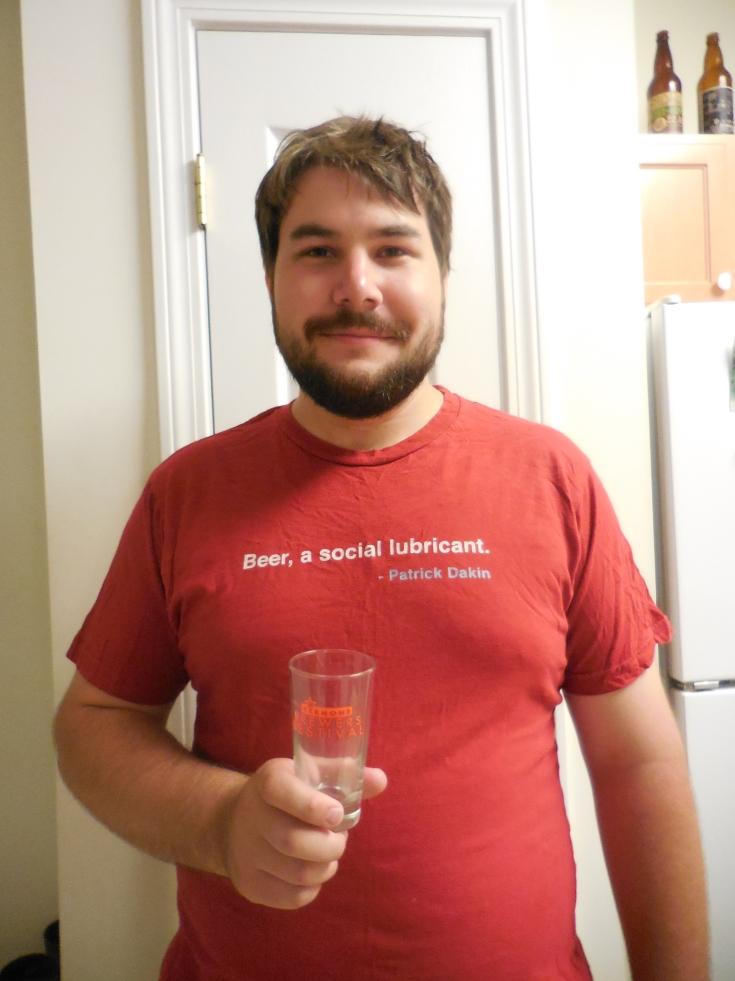 vermont brewers festival shirt